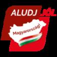 Aludj jól Magyarország Logo